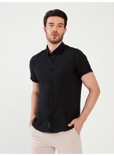 MCL Gömlek Siyah